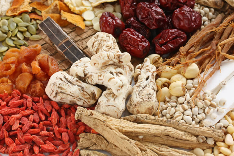 Chinese herbal medicine oxford